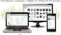 Musikstreaming von Amazon: Cloud Player