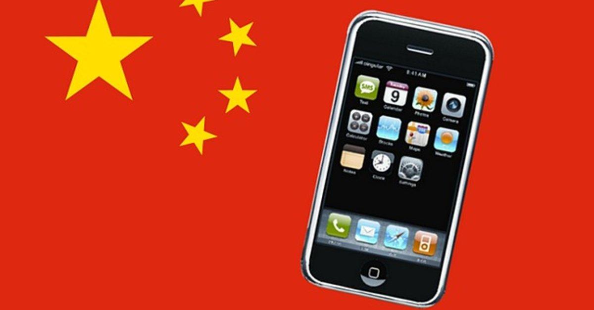 iphone 5 das erste iphone f r china mobile giga. Black Bedroom Furniture Sets. Home Design Ideas