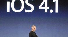 iOS 4.1 erschienen: Apple stellt Quellcode bereit