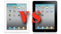 iPad 2 und iPad im Vergleich
