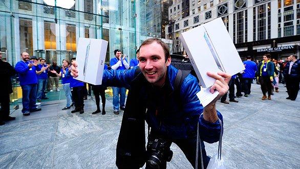 iPad 2 Verkaufsstart: Schickt uns eure Fotos!