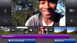 iOS-iMovie: Nur für iPhone-, iPad- und iPod-touch-Videos