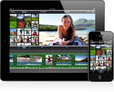 iMovie und das iPad 1: Test-Video
