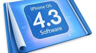 iOS 4.3.1: Update angeblich binnen zwei Wochen