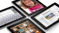 Preissturz beim iPad
