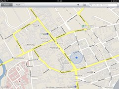 WiFi-iPad mit GPS dank iPhone-Tethering