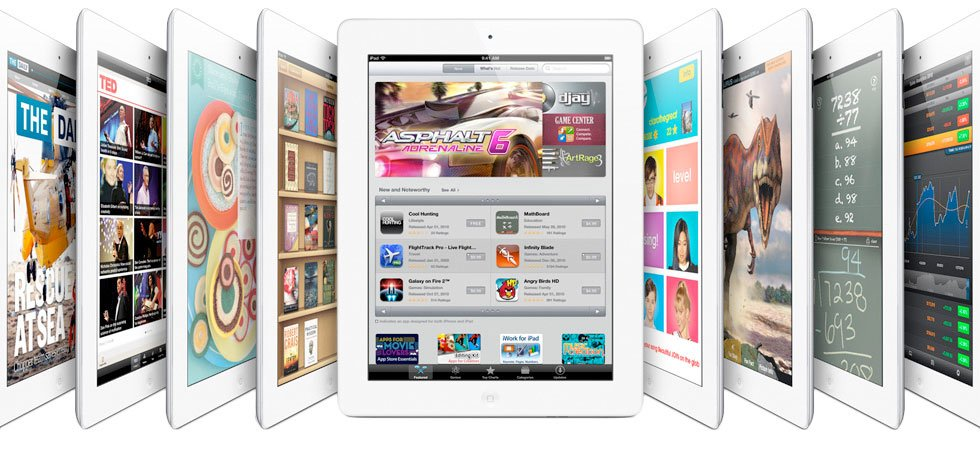 iPad 2: Apples neue Apps - Photo Booth, Facetime, iMovie und GarageBand