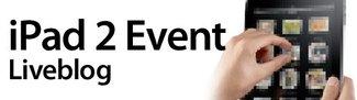 iPad 2: Liveblog des Apple Events [Update]