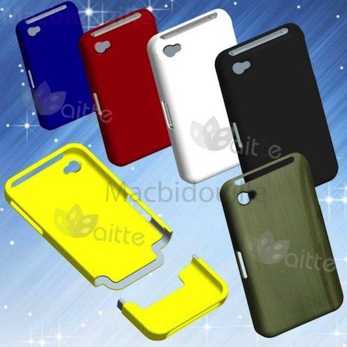 Erste iPhone 5 Cases: 5. Generation mit iPhone 4 Formfaktor?