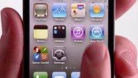 iPhone-Werbespots: App Store, iPod, iTunes und iBooks