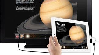 iPhone 4, iPad und iPad 2: HDMI Video-Output mit speziellem Adapter