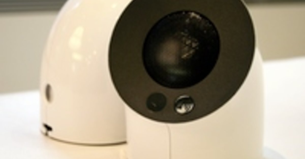 mobile lautsprecher f rs macbook lacie bobourg usb speakers im test giga. Black Bedroom Furniture Sets. Home Design Ideas