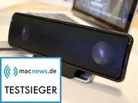 Mobile Lautsprecher fürs MacBook: Test-Fazit