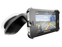 Navigon Design Car Kit: Autohalterung fürs iPhone 4