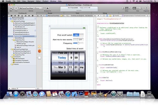Kein Entwickler-Account notwendig: Xcode 4 für 3,99 Euro im Mac App Store