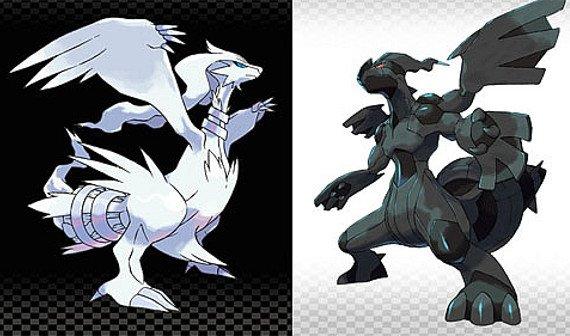 Pokemon Schwarz Weiß Serie