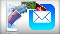 iPad-Tipp: Mehrere Fotos per Mail versenden, so geht's