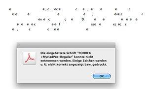 Mac OS X 10.6.7: Schriften-Dilemma mit Adobe-Fonts