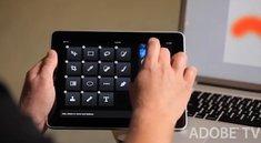 Adobe Nav: Video präsentiert iPad-App für Photoshop-Navigation