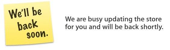 Weißes iPhone 4 kommt: Apple Store ist offline