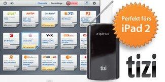 Mobiler TV Hotspot tizi noch bis 15. April versandkostenfrei