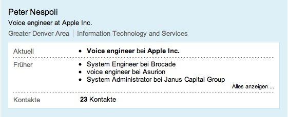 Stimmerkennungsexperte bei Apple deutet auf Entsperren per Sprachbefehl bei iOS 5 und iPhone 5