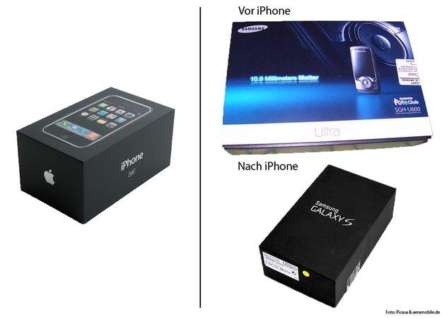 Apple gegen Samsung: Um was geht es eigentlich?