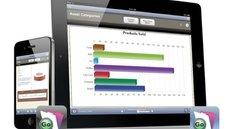 FileMaker Go 1.2 for iPhone/iPad bringt Diagramme, Signaturen und Print
