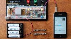 Geigerzähler für iPhone in Planung
