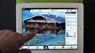 iPad als Fotolabor: Top-Apps unter 3 Euro für Bearbeitung, Tilt Shift, Retouche
