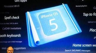 iOS 5: Angeblich kein Update für iPhone 3GS