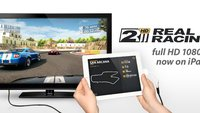 Real Racing 2 HD: Neue Version mit 1080p-Video-Ouput für iPad 2