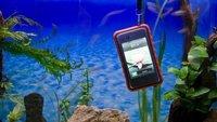 Wasserdichte Hüllen fürs iPhone: Die fünf schönsten Strand-Accessoires