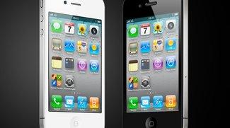 Weißes iPhone 4 120 Euro günstiger, Ausverkauf bei Conrad und Arktis
