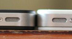 Weißes iPhone 4: 0,2 Millimeter dicker als schwarzes Modell