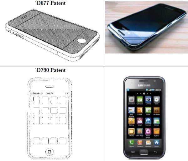 Apple klagt Samsung: iPhone Design und iOS User Interface