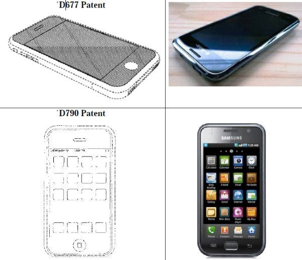 Apple klagt Samsung: iPhone Design und iOS User Interface