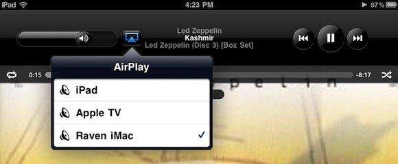 BananaTunes: Musik vom iPhone auf den Mac streamen - per AirPlay