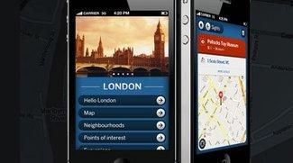 iPhone-Reiseführer: Lonely Planet, Tripwolf und weitere Apps im Vergleich