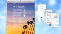Mail Designer 2: Kreative Mails am Mac gestalten
