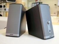 Bose Companion 2: 2.0-Lautsprechersystem im Test