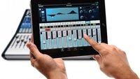 PreSonus StudioLive Mischpult mit iPad-Unterstützung