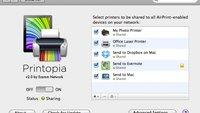 Printopia 2.0: App erlaubt echtes und virtuelles Drucken am Mac über AirPrint