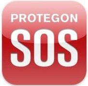 Protegon SOS App: Notruf auf Knopfdruck
