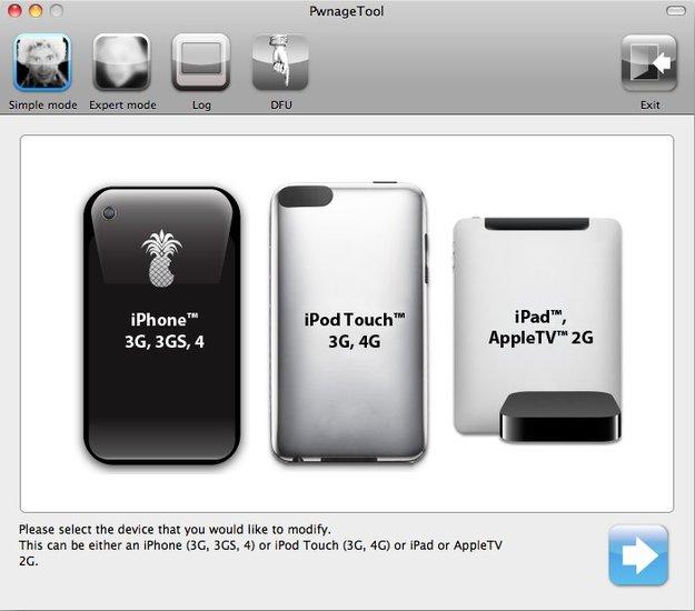 Untethered iOS 4.3.1 Jailbreak verfügbar