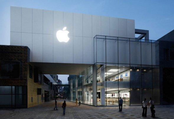 Retail Stores in China: Apple liegt weit hinter selbstgesteckten Zielen
