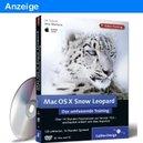 Neuer Beta-Build von Mac OS X 10.6.4 geht an Entwickler