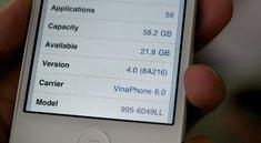 Weißes iPhone gesichtet: Video zeigt iOS 4 Beta