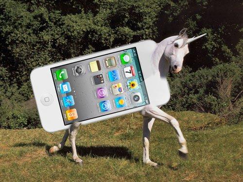"""Gerüchte: Weisses iPhone 4 im April, iPhone 5 im September, AppleTV """"TV"""" dieses Jahr"""