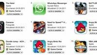 Premium-Spiele im Cent-Bereich, Gutscheine für die Steuererklärung, iPad-Dock für 10 Euro